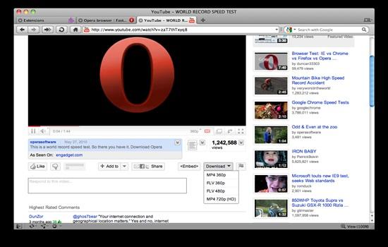 Не работает картинка в картинке в YouTube Opera – устраняем проблему