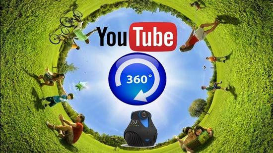 YouTube видео 360 градусов – как снять и просматривать